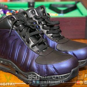 feff0e50050 Nike Shoes - Nike FoamDome Eggplant sz 8.5 foamposite 843749500